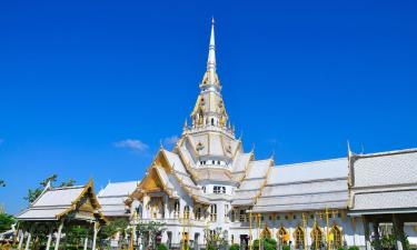 Hotels with Parking in Chachoengsao