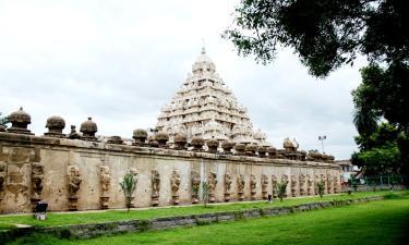 Luxury Hotels in Kanchipuram