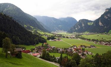 Apartments in Ramsau im Zillertal