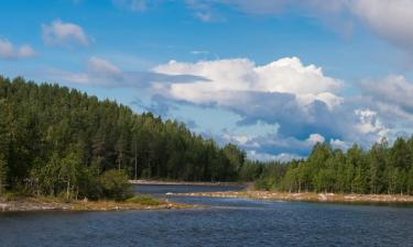 Hotels with Parking in Suomussalmi