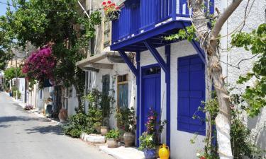 Lägenheter i Myrtos
