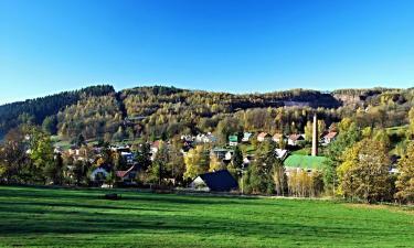 Ski Resorts in Černý Dŭl