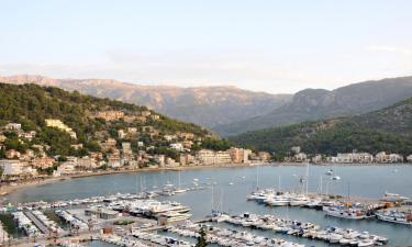 Hoteles en Puerto de Sóller
