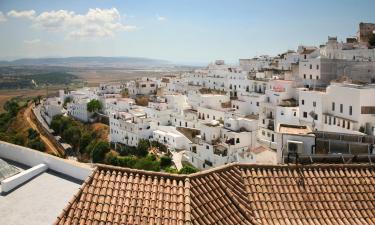 Apartments in Vejer de la Frontera