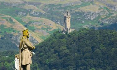 Pet-Friendly Hotels in Stirling