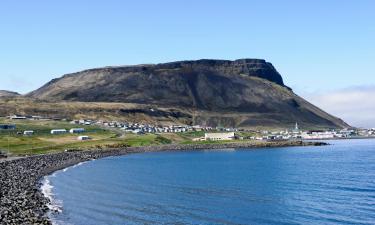 Gistihús á Ólafsvík