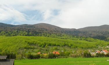 Apartments in Krasno Polje