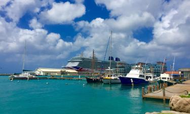 Hotels with Parking in Oranjestad