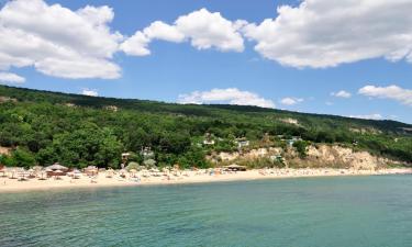 Beach Hotels in Kranevo