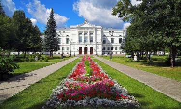 Хостелы в Томске