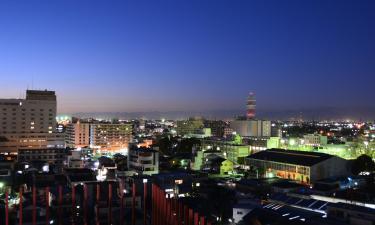 Hotels with Parking in Kumagaya
