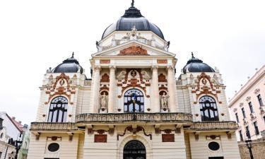 Hotelek Pécsen