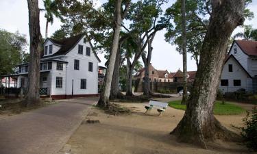 Apartamentos em Paramaribo