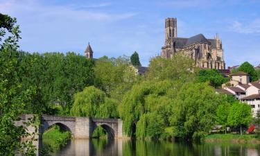 Hôtels à Limoges