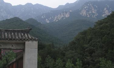 Hotels with Pools in Zhengzhou
