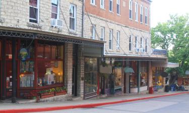 Hotels in Eureka Springs
