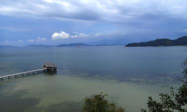 Hotels in Gaya Island