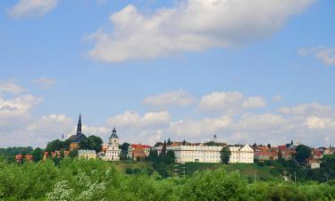 Hotele w mieście Sandomierz