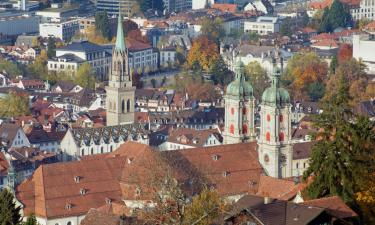 Spa hotels in St. Gallen