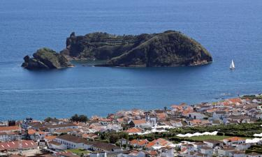 Hotels with Parking in Vila Franca do Campo