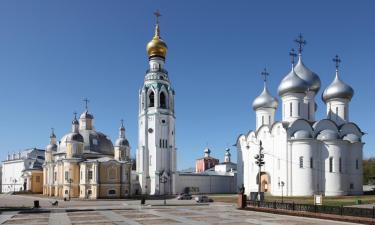 Хостелы в Вологде