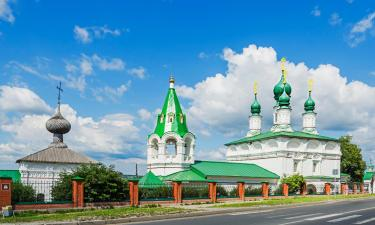Hotels with Parking in Solikamsk