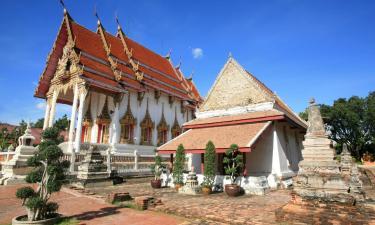 Hotels in Nonthaburi