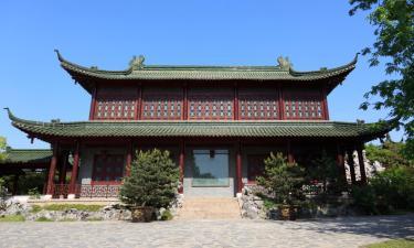 Отели в городе Янчжоу