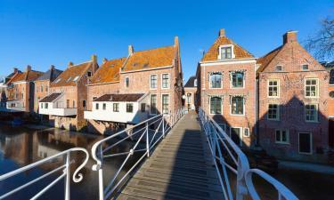 Hotels met Parkeren in Appingedam