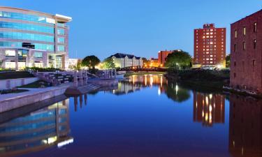 Hôtels avec Piscine à Sioux Falls