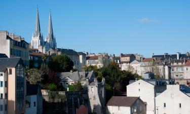 Appart'hôtels à Pau