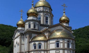 Гостевые дома в Ольгинке