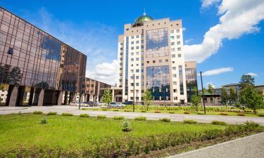 Hotels in Akademgorodok