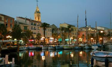 Hotels in Sanary-sur-Mer