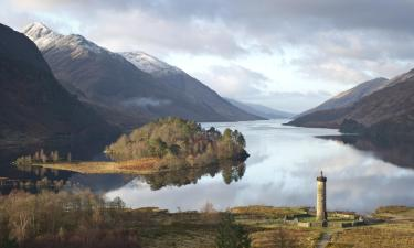 Hotels with Parking in Glenfinnan