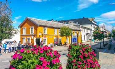 Family Hotels in Sandnessjøen