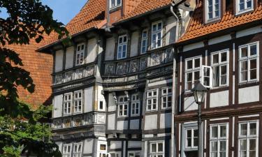 Ferienwohnungen in Hildesheim