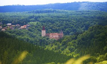 Hôtels pour les familles à Křivoklát