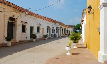 Guest Houses in Santa Fe de Antioquia