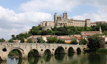 Appart'hôtels à Béziers