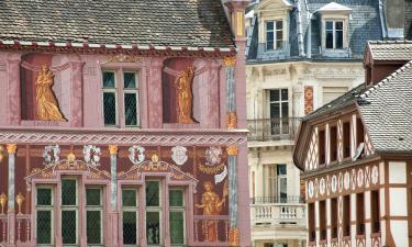 Hotels in Mulhouse