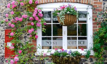Hotels with Parking in Kingsclere