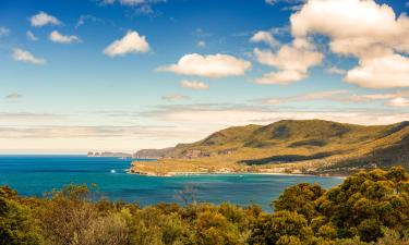 Hotels with Parking in Eaglehawk Neck