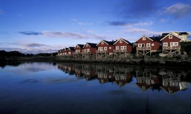Hotels with Parking in Stokmarknes