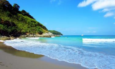 Beach Hotels in Ko Sukon