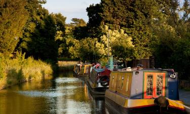 Hotels with Parking in Ellesmere