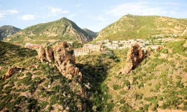Holiday Homes in Nebida