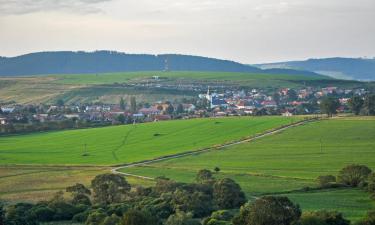 Vacation Rentals in Spišské Tomášovce