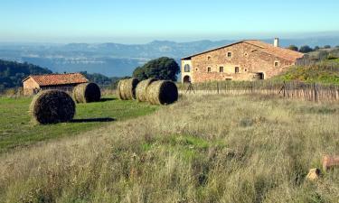 Villas in Olivella