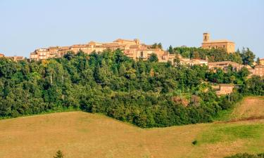 Hotel convenienti a Montegiorgio